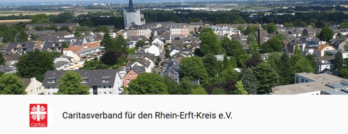 YouTube Caritas Rhein-Erft